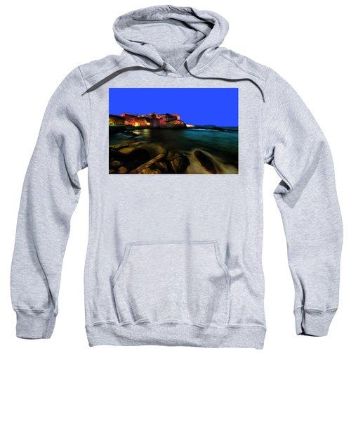 Boccadasse By Night Paint Sweatshirt
