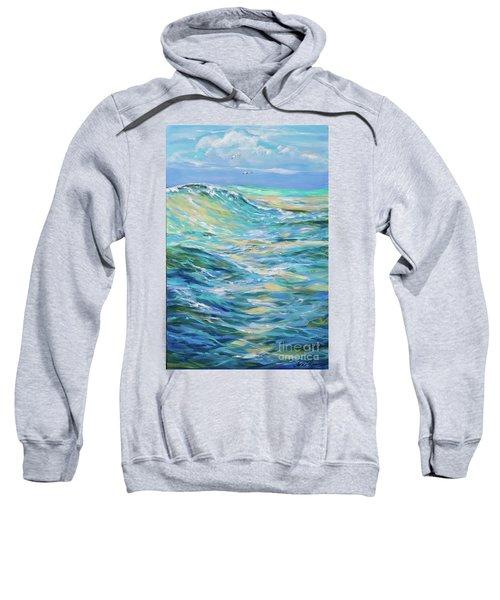 Bodysurfing North Sweatshirt
