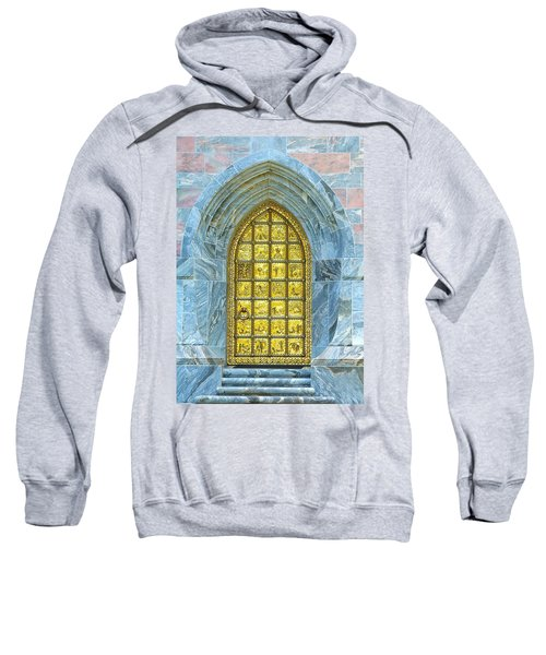 Bok Tower Entrance  Sweatshirt