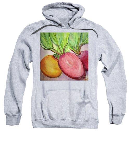Bold Beets Sweatshirt