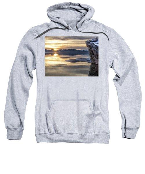 Bonsai Sunset Sweatshirt