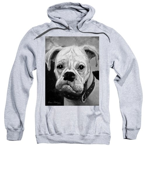 Boo The Boxer Sweatshirt