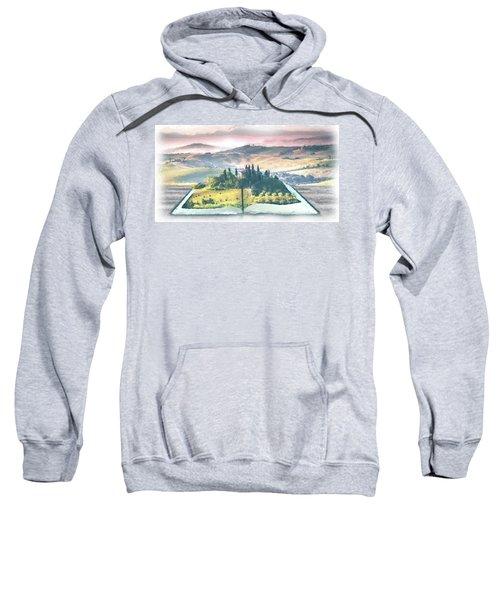 Book Life Sweatshirt