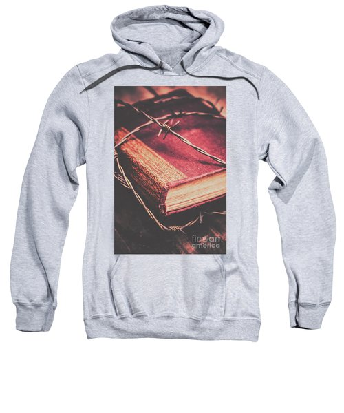 Book Of Secrets, High Security Sweatshirt