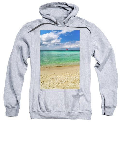 Boracay Seascape Sweatshirt