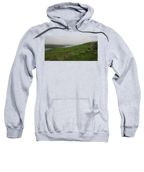 Borrowston Morning Clouds Sweatshirt