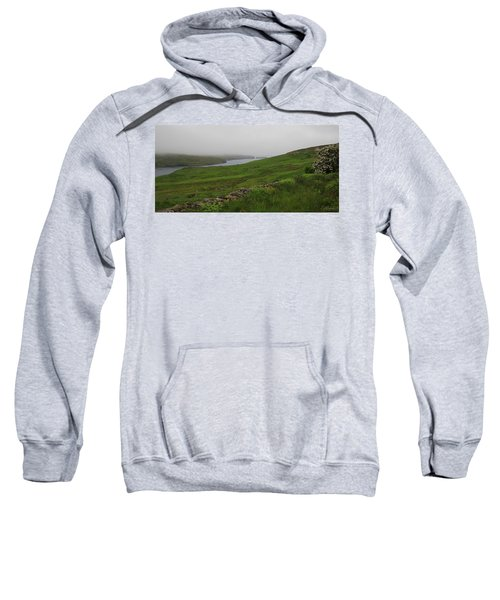Borrowston Morning Clouds Sweatshirt