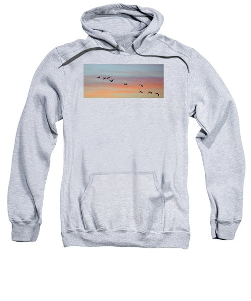 Bosque Sunrise Sweatshirt