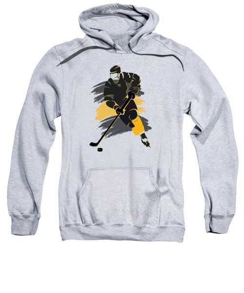 Boston Bruins Player Shirt Sweatshirt by Joe Hamilton