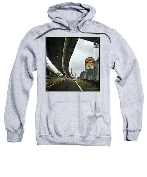 Boston Sand And Gravel  Sweatshirt