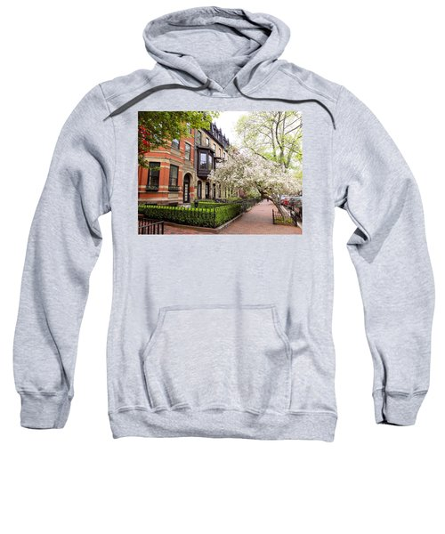 Boston Spring Sweatshirt