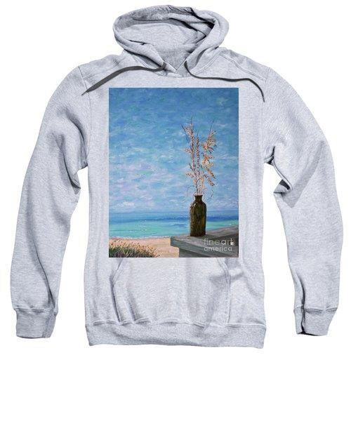 Bottle And Sea Oats Sweatshirt