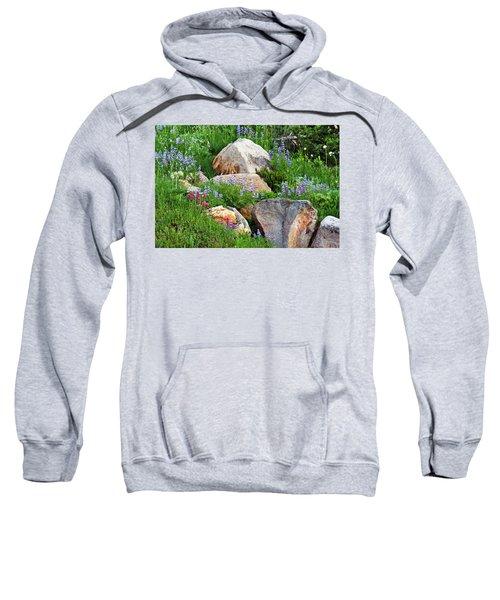 Boulder Blooms Sweatshirt