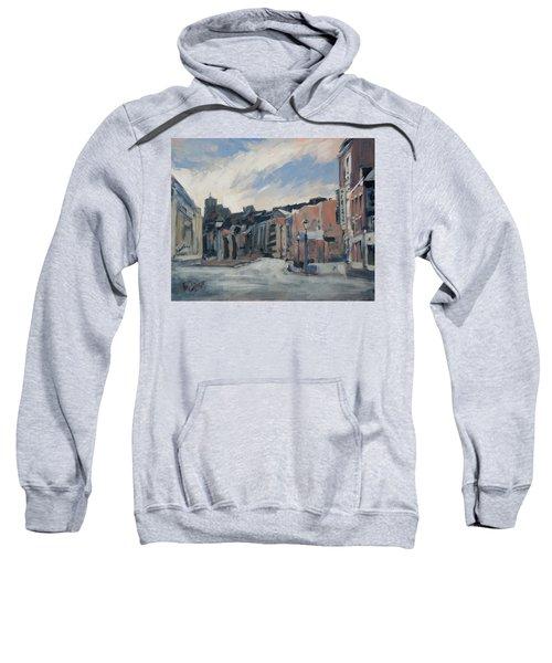 Boulevard La Sauveniere Liege Sweatshirt