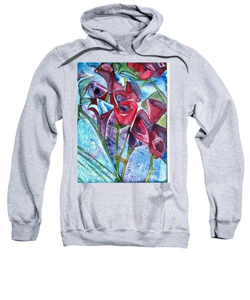 Bouquet Of Roses Sweatshirt