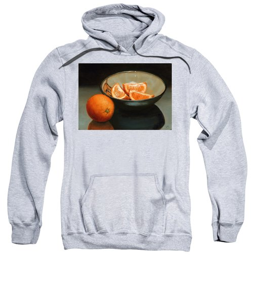 Bowl Of Oranges Sweatshirt