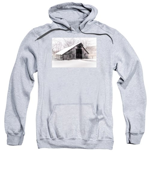 Boxley Snow Barn Sweatshirt