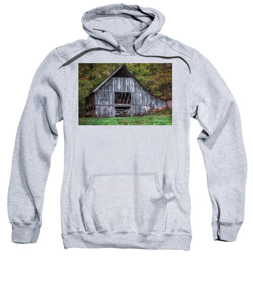 Boxley Valley Barn  Sweatshirt