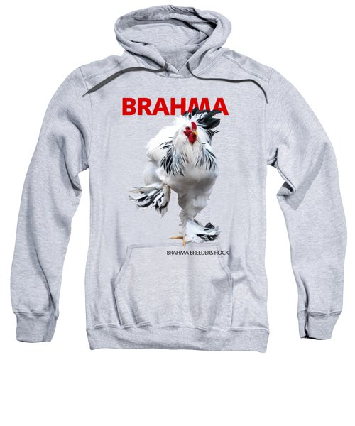 Brahma Breeders Rock Red Sweatshirt