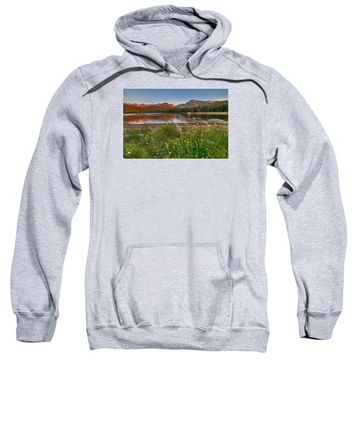 Brainard Lake Sweatshirt by Gary Lengyel