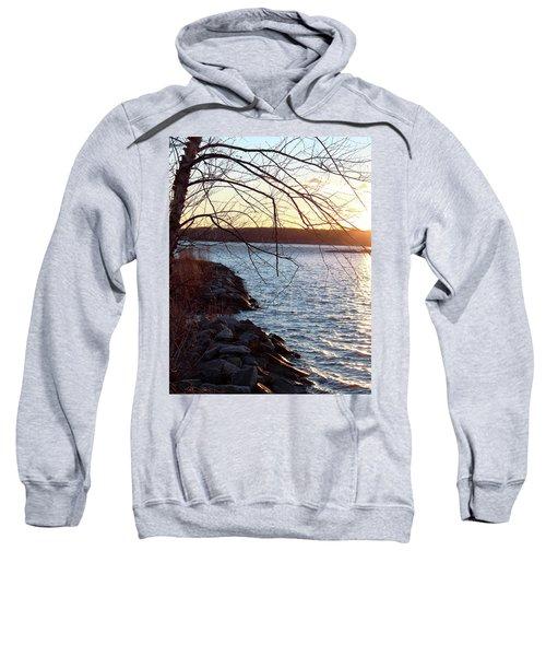 Late-summer Riverbank Sweatshirt