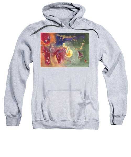 Brave The Unknown Sweatshirt