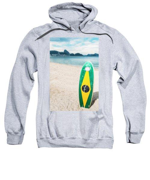 Brazilian Standup Paddle Sweatshirt