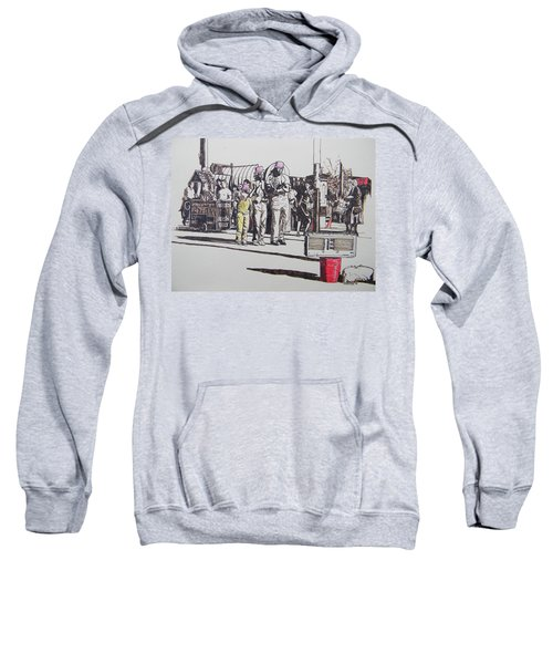 Breakdance San Francisco Sweatshirt