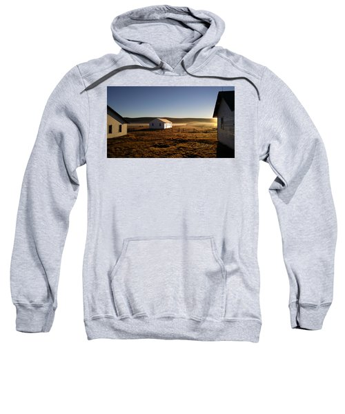 Breakfast In The Air Sweatshirt