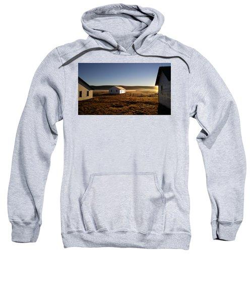 Breakfast In The Air Sweatshirt