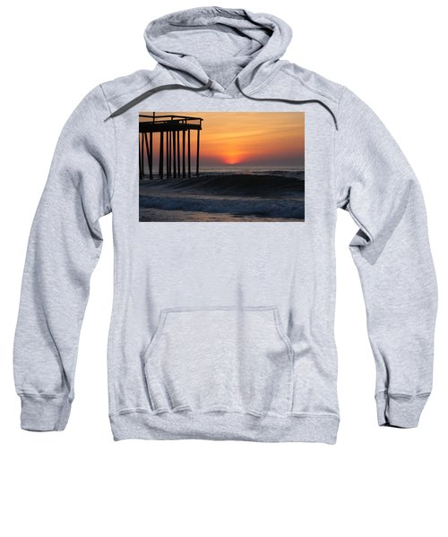 Breaking Sunrise Sweatshirt