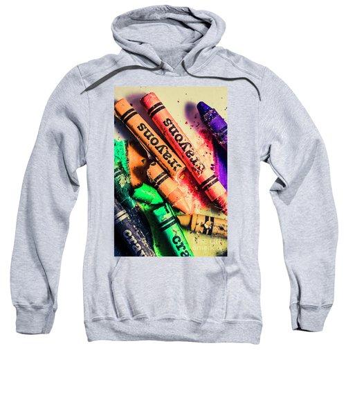 Breaking The Creative Spectrum Sweatshirt