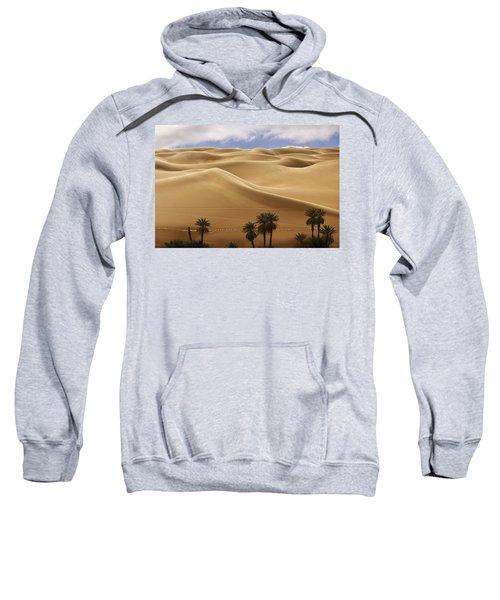 Breathtaking Sand Dunes Sweatshirt
