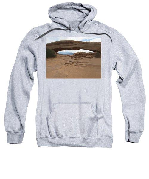 Breezy Bridge Sweatshirt