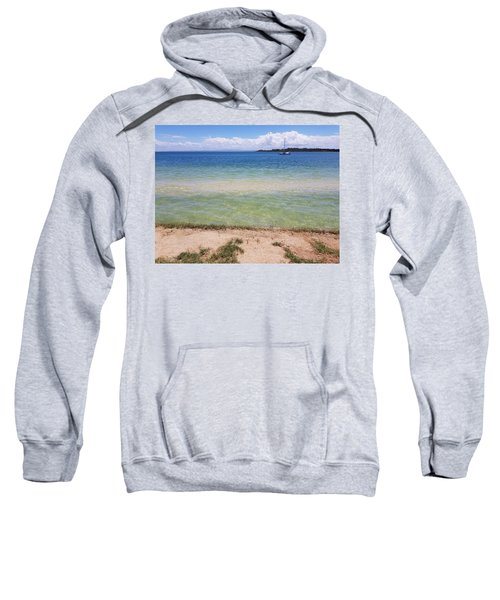 Bribie Ocean  Sweatshirt