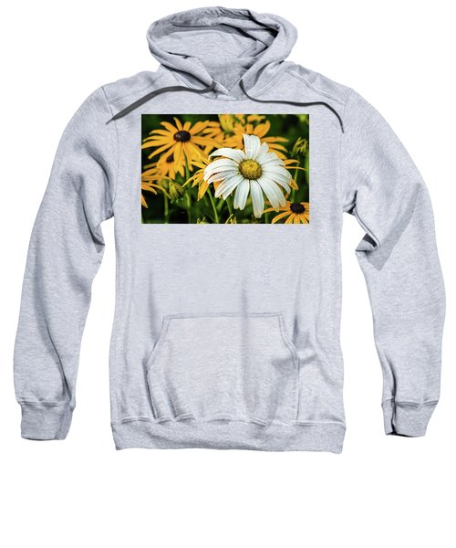 Sweatshirt featuring the photograph Bride And Bridesmaids by Bill Pevlor