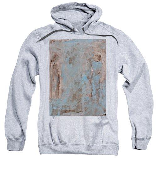 Bride Angel/ Blessed Mother Sweatshirt