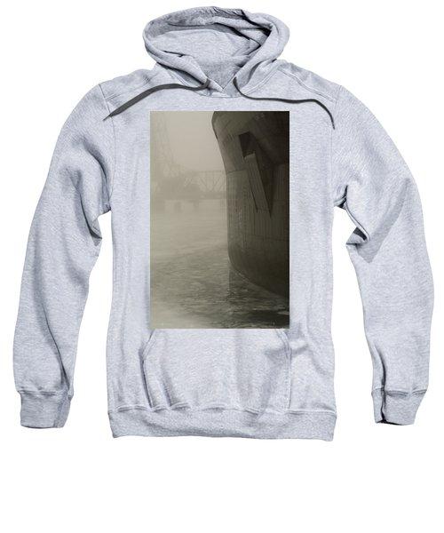 Bridge And Barge Sweatshirt