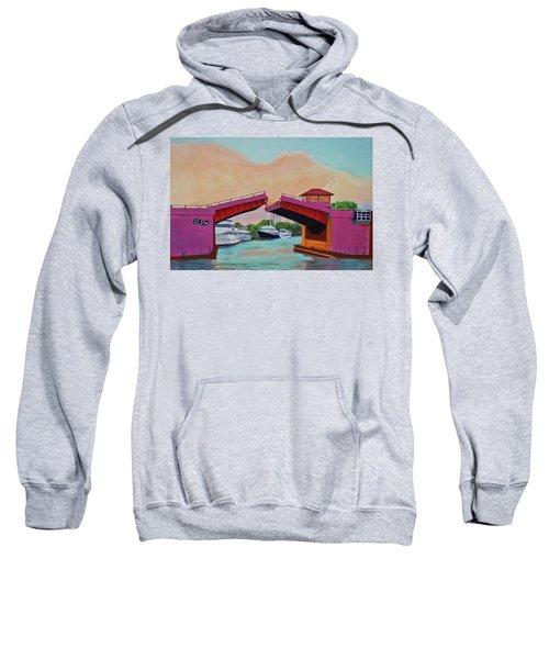 Bridge At Se 3rd Sweatshirt