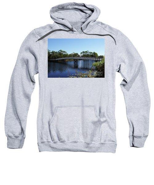 Western Lake Bridge Sweatshirt