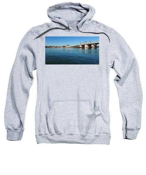 Bridge Of Lions, St. Augustine Sweatshirt