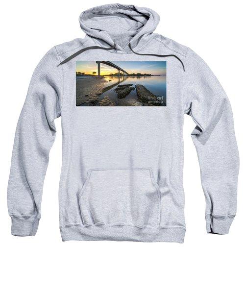Bridge Over Port St. Joe Sweatshirt