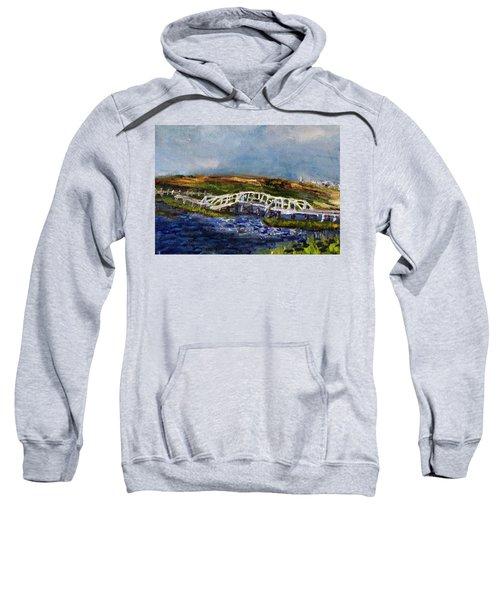 Bridge Over The Marsh Sweatshirt