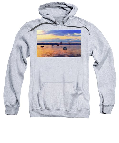 Bridge Sunset Sweatshirt