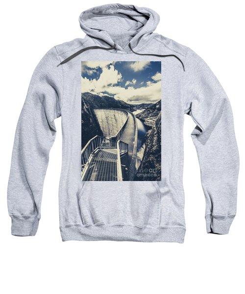 Bridges And Outback Dams Sweatshirt
