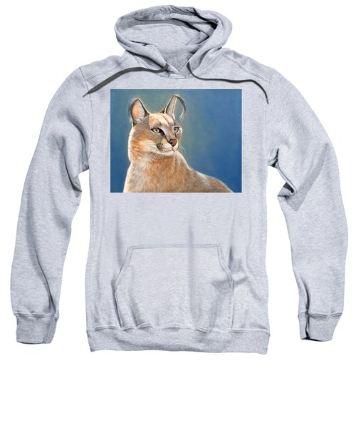 Bright Eyes - Caracal Sweatshirt