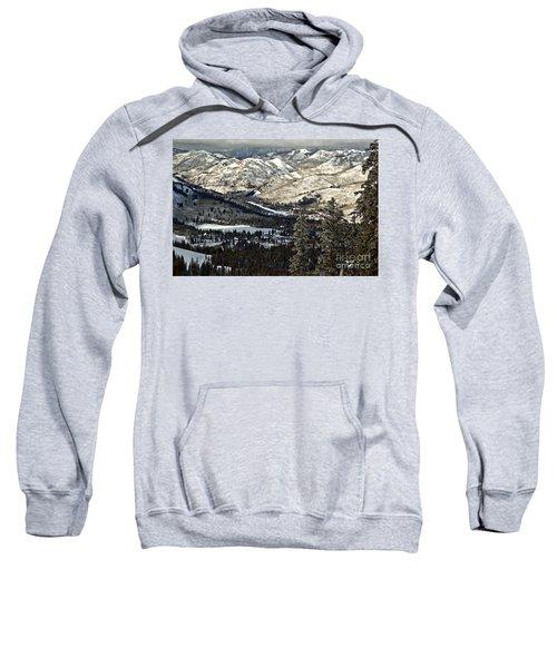 Brighton Ski Mountain Views Sweatshirt