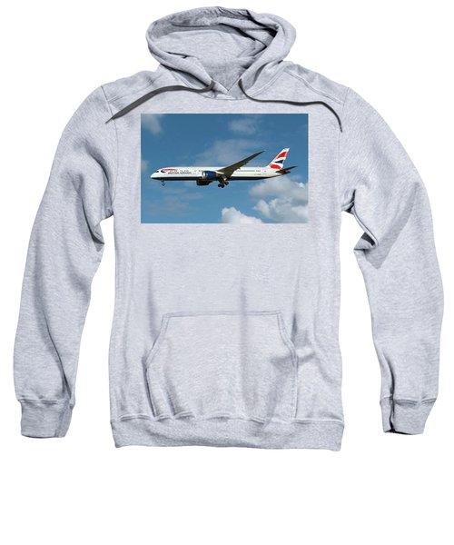 British Airways Boeing 787-9 Dreamliner Sweatshirt