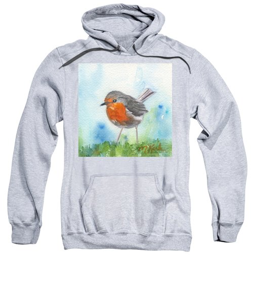 British Robin Sweatshirt