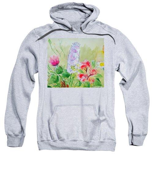 British Wild Flowers Sweatshirt